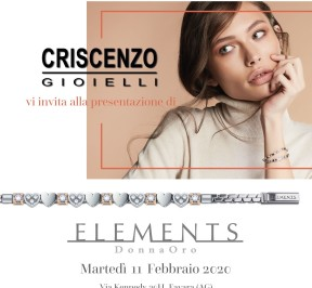 ELEMENTS DonnaOro Criscenzo Gioielli (mod)